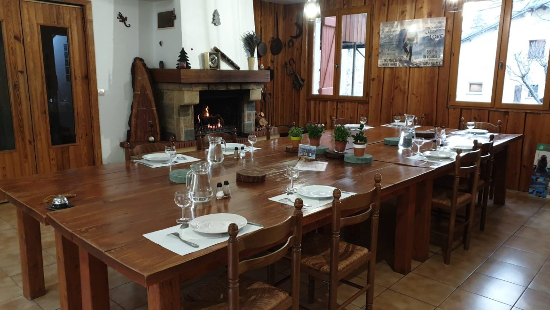 table d'hote valdeblore