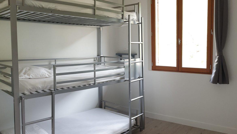 dortoir 3 places