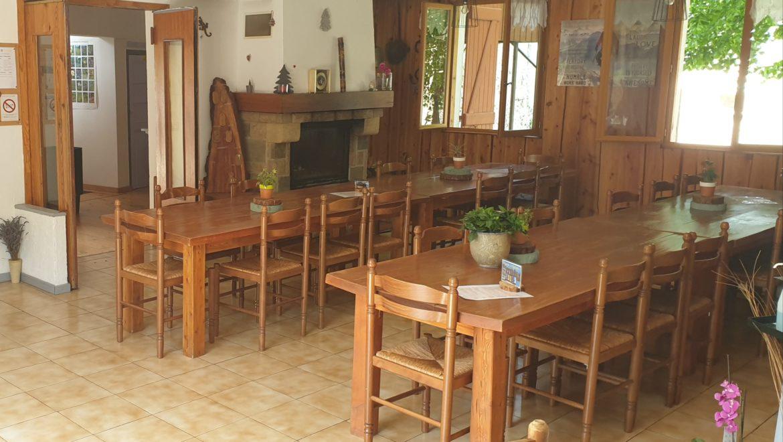 table d'hote mercantour